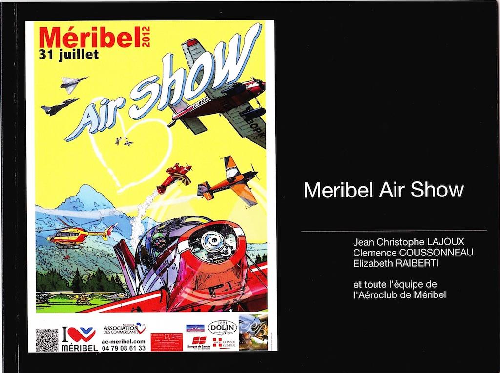souvenirBookAirshow2012