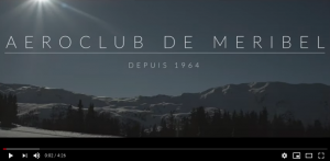 Vidéo de l'aéroclub (Réalisation Philippe DE GAILLANDE)